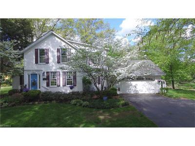 Westlake Single Family Home For Sale: 2004 Dover Center Rd