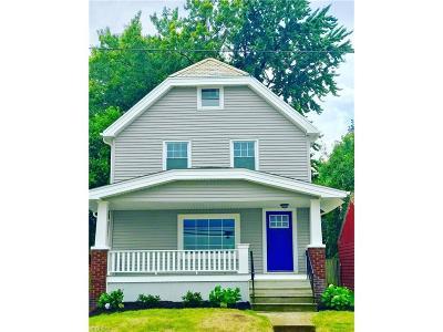 Cleveland Single Family Home For Sale: 1346 West 73rd St