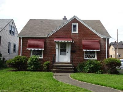 Cleveland Single Family Home For Sale: 4502 Archmere Ave