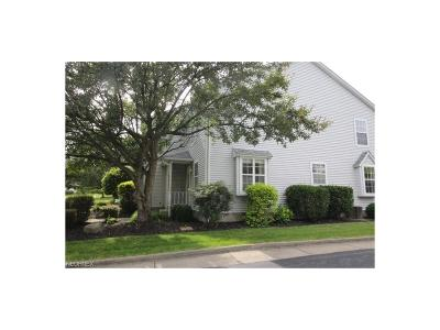 Canfield Condo/Townhouse For Sale: 3750 Mercedes Pl #4