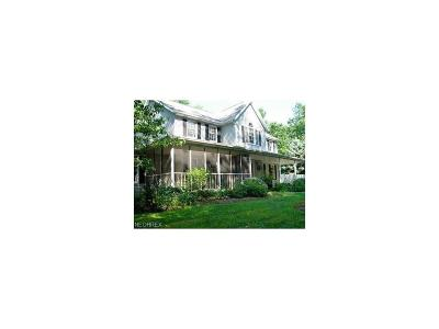 Ravenna Single Family Home For Sale: 4941 Rootstown
