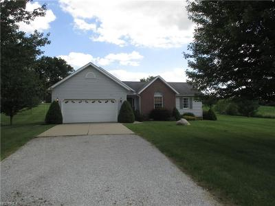 Single Family Home For Sale: 7570 Swamp St Northeast