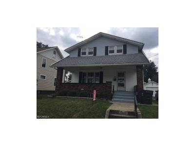 Single Family Home For Sale: 1823 South Seneca Ave