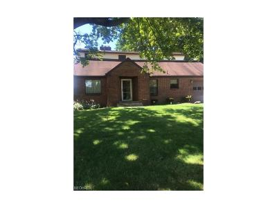 Poland Single Family Home For Sale: 2465 West Manor Ave
