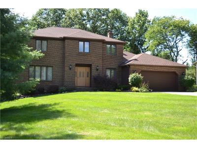 Solon OH Single Family Home For Sale: $345,000