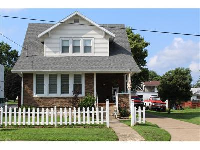 Vienna Single Family Home For Sale: 412 40th St