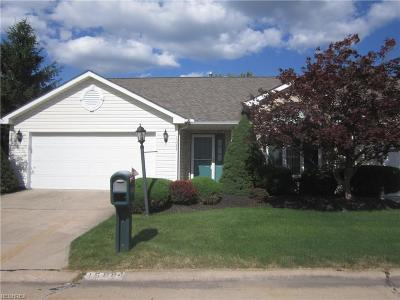 Strongsville OH Single Family Home For Sale: $154,900