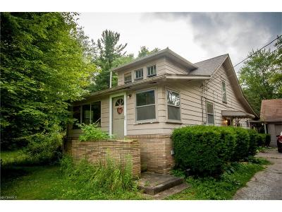 Poland Single Family Home For Sale: 9356 South Ave