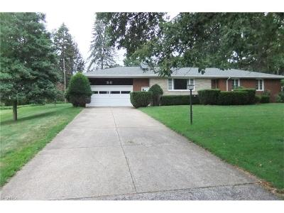 Painesville Township Single Family Home For Sale: 50 Bellaire Dr