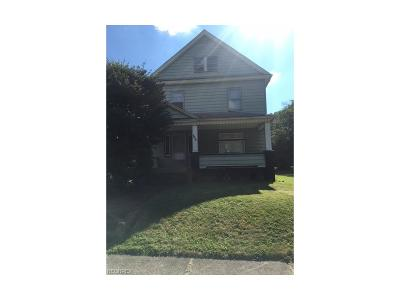 Youngstown Single Family Home For Sale: 3408 Powers Way