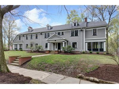 Cleveland Heights Single Family Home For Sale: 2114 Elandon