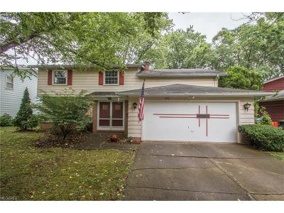 Berea Single Family Home For Sale: 431 Edgewood Cir
