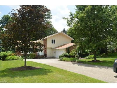 Solon OH Single Family Home For Sale: $239,500