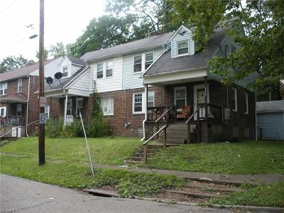 Struthers Multi Family Home For Sale: 3918 Riley Ave