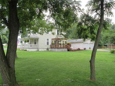 Guernsey County Single Family Home For Sale: 2000 Creston Rd