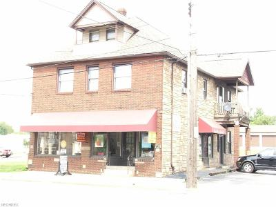 Hubbard Multi Family Home For Sale: 731 North Main St