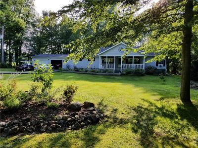 Thompson Single Family Home For Sale: 8690 Murphy Rd
