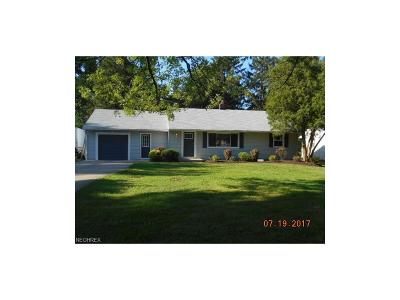 Strongsville OH Single Family Home For Sale: $164,999