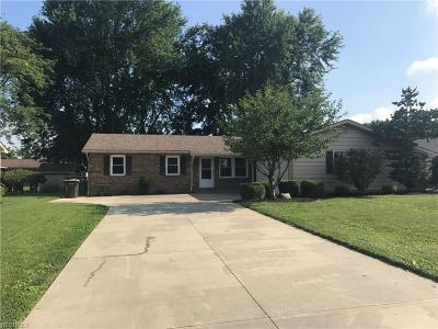 Boardman Single Family Home For Sale: 152 Runnemede Dr
