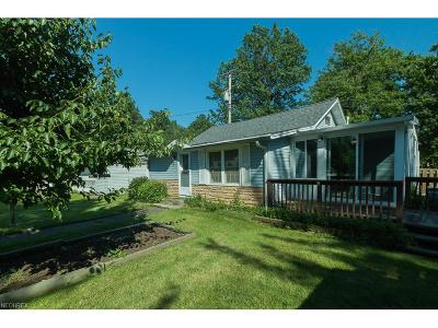 Willowick Single Family Home For Sale: 31608 Orchard Dr