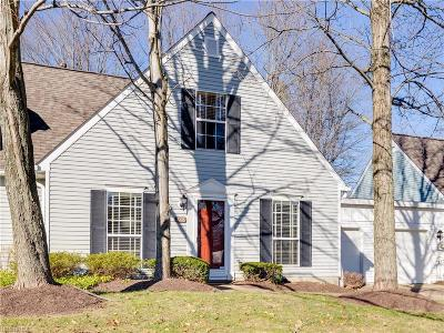 Twinsburg Condo/Townhouse For Sale: 2205 Heather Ln