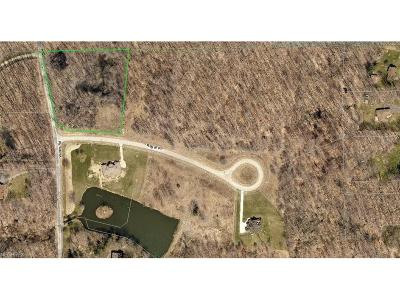 Geauga County Residential Lots & Land For Sale: S/L 1 Regal Pl