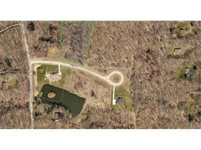 Geauga County Residential Lots & Land For Sale: S/L 2 Regal Pl