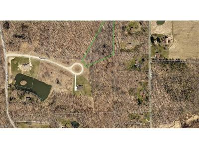 Geauga County Residential Lots & Land For Sale: S/L 5 Regal Pl