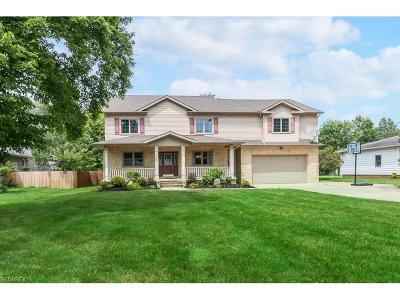 Westlake Single Family Home For Sale: 24972 Hall Dr