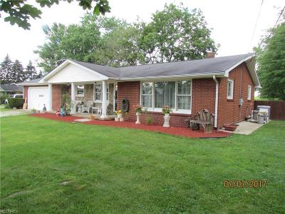 Single Family Home For Sale: 12091 Market Ave North