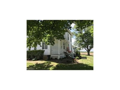 Muskingum County Single Family Home For Sale: 9450 West Pike