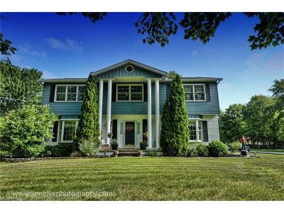 Westlake Single Family Home For Sale: 26900 Hilliard Blvd