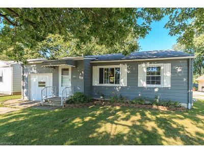 Eastlake Single Family Home For Sale: 1212 East 354th St