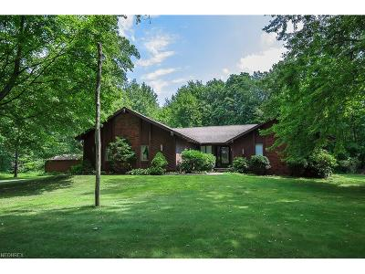 Madison Single Family Home For Sale: 3609 Dayton Rd