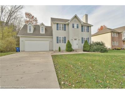 Warren Single Family Home For Sale: 6550 Woodridge Way Southwest