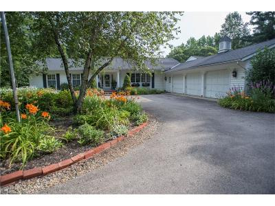 Lake County Single Family Home For Sale: 7093 South Ln