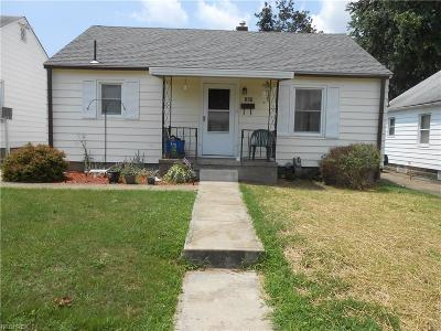 Zanesville Single Family Home For Sale: 247 Florence Ave