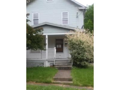 Struthers Single Family Home For Sale: 55 Charles St