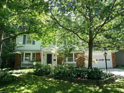 Solon OH Single Family Home For Sale: $269,900