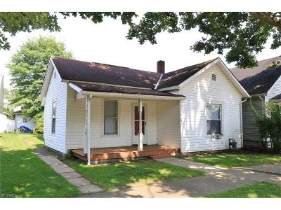 Muskingum County Single Family Home For Sale: 710 Chestnut St