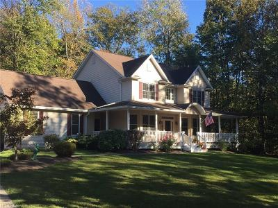 Newbury Single Family Home For Sale: 16181 Wake Robin Dr