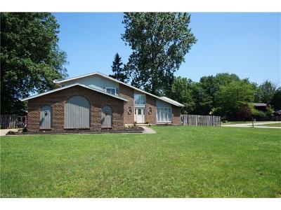 North Royalton Single Family Home For Sale: 12262 East Padua Dr