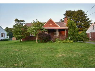 Hubbard Single Family Home For Sale: 125 Creed Ave