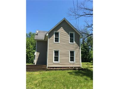 Garrettsville Single Family Home For Sale: 10638 White St