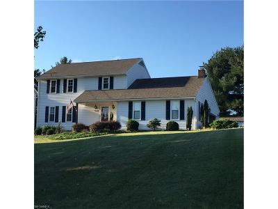 Vienna Single Family Home For Sale: 1742 Forest Hills Dr