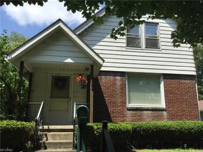 Mcdonald Single Family Home For Sale: 322 Hayes Ave