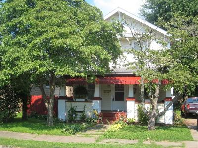 Belpre Single Family Home For Sale: 210 Maple St