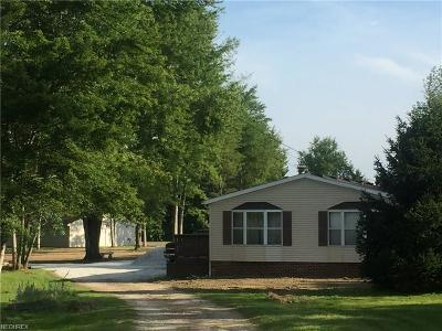 Garrettsville Single Family Home For Sale: 8691 Werger Rd
