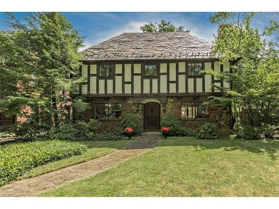 Cleveland Heights Single Family Home For Sale: 2375 Tudor Dr