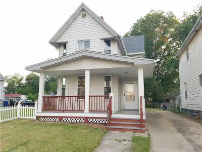 Cleveland Single Family Home For Sale: 2172 West 93 St